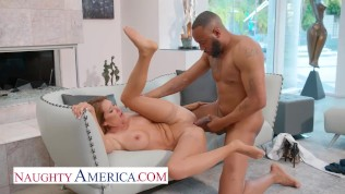 Naughty America – Sloan Rider gets fucked by a BBC