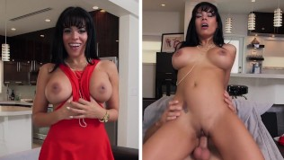 BANGBROS Sultry Latin Babe Luna Star Power Fucked By Sean Lawless