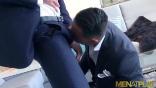 Classy Men In Suits Butt Fuck Hardcore
