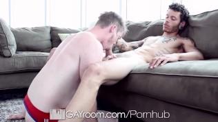 GayRoom Multiple Massive Dicks Compilation