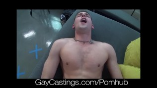 GayCastings Guys Need Money Sex With Agent