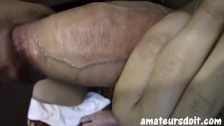 Sexy Active Daddy Fucks & Gets Satisfied by Smooth Sexy Bottom Asian Dude